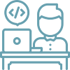 APPLICATION IMPLEMENTATION ICON