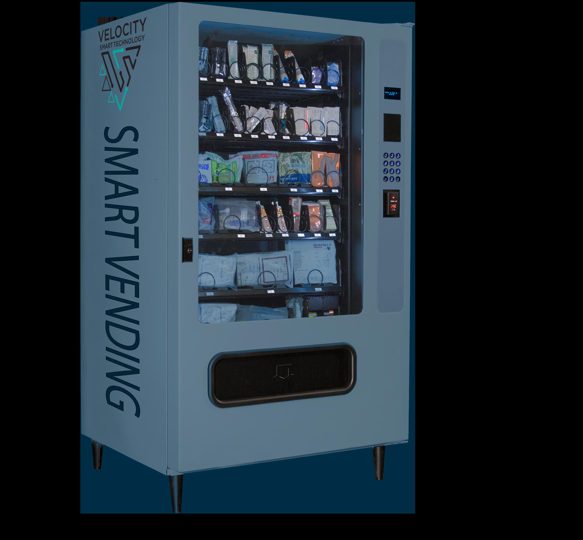 VSV1_1000 Velcoity Branded Vending