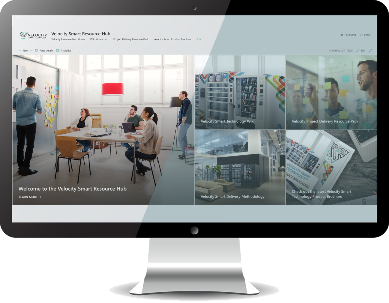 Velocity Smart Resource Hub